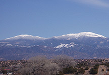 sangre de christo mountains